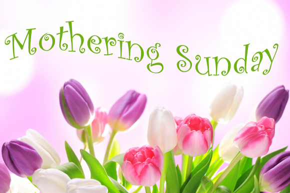 Mothering Sunday in Surrey