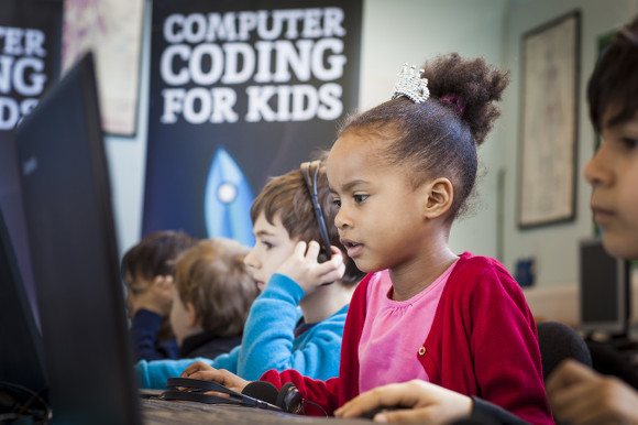 Surrey Mummy Spark4kids Computer Coding Courses For