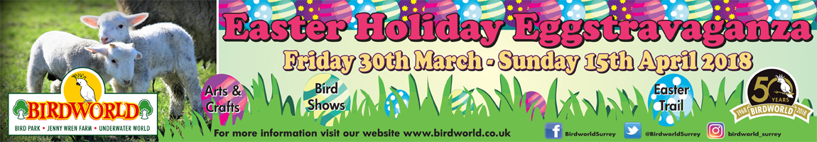 Birdworld_Easter_2018