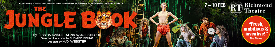 The Jungle Book at Richmond Theatre