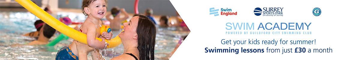 Surrey Sports Park Swim Academy