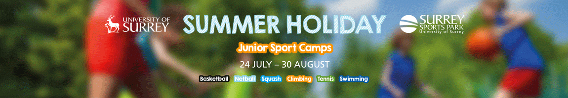 Surrey Sports Park summer holiday camps