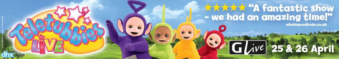 Teletubbies at GLive