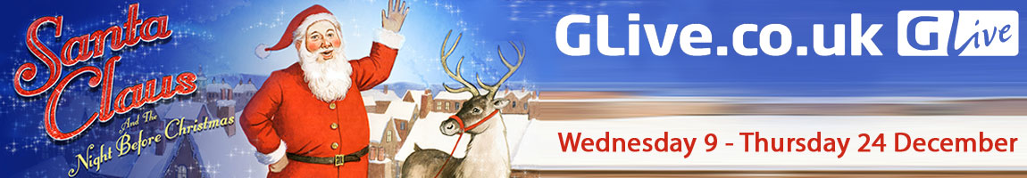 Santa Claus and The Night Before Christmas at GLive