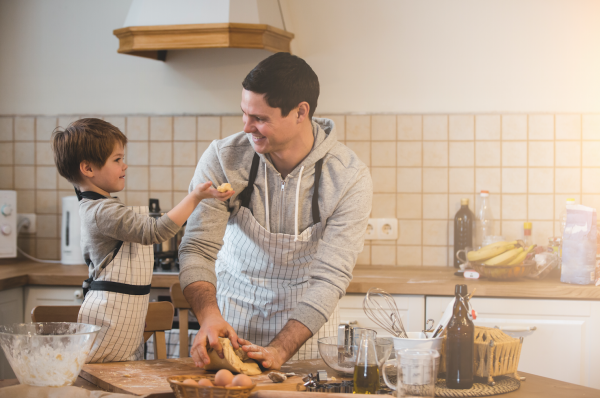 5 Ways to get your kids more involved in cooking