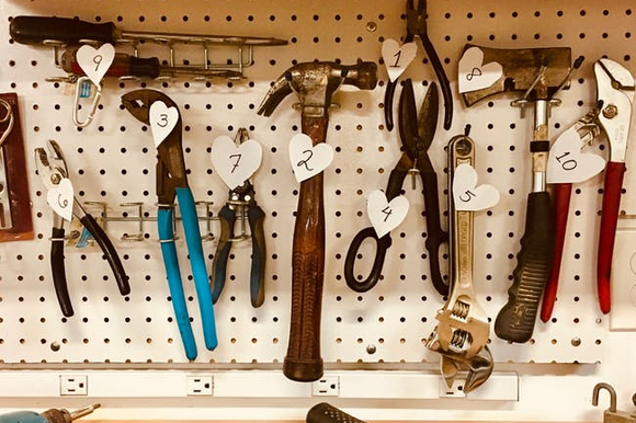 Borrow DIY, gardening and decorating tools from Guildford Borough Council's 'Library of Things'