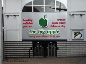 The Big Apple - Woking