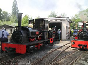 Hollycombe Working Steam Museum