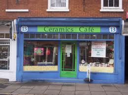 Ceramics Cafe - Farnham