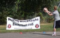 Woking Blackhawks Junior Basketball Club