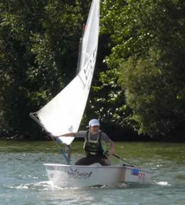 Papercourt Sailing Club