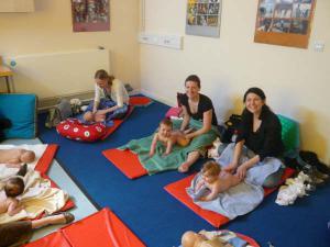 Boxgrove Sure Start Baby Massage