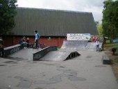 Farnham Sports Centre Skate Park