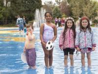 Stoke Park Paddling Pool