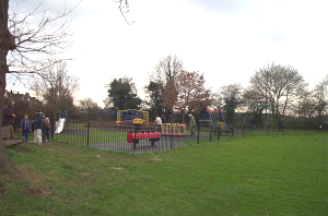 Brockham Recreation Ground