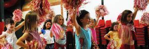 Razzle Dazzle Cheerleading Party