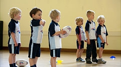 Rugbytots - Reigate