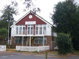 Thames Ditton Cricket Club Pavillion