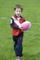 Half Backs Rugby for Kids