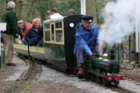 Frimley Lodge Miniature Railway