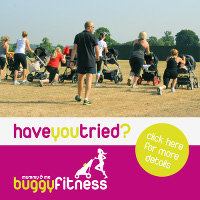 Busylizzy Buggy Fitness – Woking