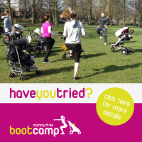 Busylizzy Boot Camp – Woking