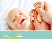Busylizzy Baby Massage - Kingston