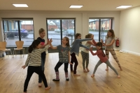 Dance Guildford Primary Age Creative/Contemporary Dance
